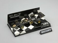 Minichamps 1:43   Lotus Ford 72  Dave Walker  USA GP 1972  L.E. 504 pcs.
