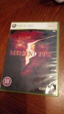Resident Evil 5 X-BOX Microsoft Xbox Live Capcom