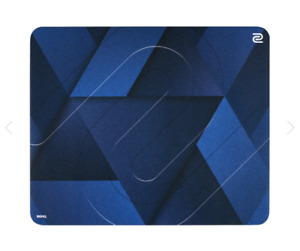 Zowie G-SR-SE Deep Blue Mouse Pad - 18.5 x 15.3 Smooth Gaming Mouse Pad