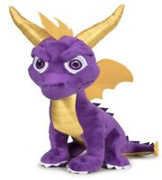 Spyro The Dragon Sitzen Plüsch 36cm Videogame PLAYSTATION Original