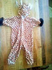 Giraffe Toddler's Sz 2-3 Halloween dress up Costume by Batta