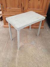 Solid Wood Folding Vintage/Retro Side & End Tables