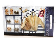 "BARBIE BASICS ""GOLD"" LOOK No. 02 Denim Collection 002 (Tan & Nude)_T7754_NRFB"