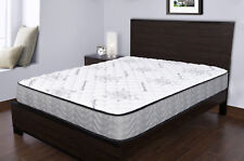 Spectra Orthopedic Mattress Elements 9.5 Inch medium firm quilted-top mattres.