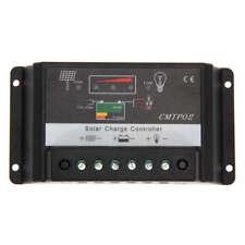Panel Solar De 10/15/20/30A 12/24V Regulador Controlador de Carga de Batería Interruptor De Auto