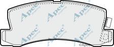 PAD777 Genuine APEC Posteriore Pastiglie Dei Freni Per Toyota Celica