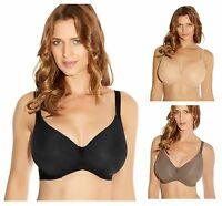 Fantasie Premiere Underwired Full Cup T-shirt Bra 9112 Black, Ombre, Sand * New