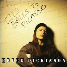 Balls To Picasso - 2 DISC SET - Bruce Dickinson (2007, CD NUOVO)