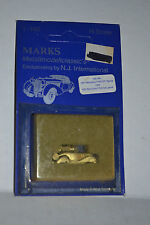 Marks 195 1951 Mercedes 170S Convertible N Scale Kit 1:160