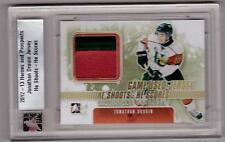 JONATHAN DROUIN 12/13 ITG Rookie Jersey HSHS # 13/20 SP Lightning Draft 2-color