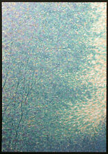 "Scott Nellis ""Spring Trees"" Hand Signed Art Serigraph SUBMIT AN OFFER!"