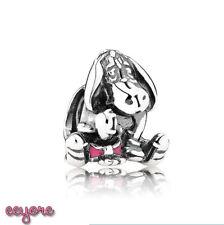 Pandora Genuine ALE 925 Silver Disney Eeyore Charm 791567EN80