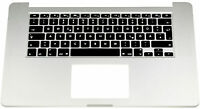 Apple Macbook Pro Retina 15 A1398 2015 Topcase Cover Gehäuse Tastatur Backlight