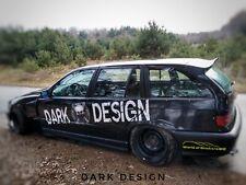 BMW 3 e36 Touring roof wing spoiler Dark Design