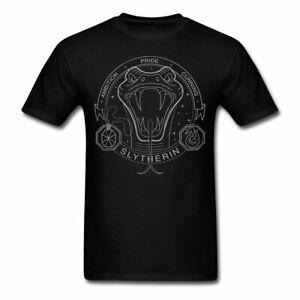 Harry Potter Slytherin Snake Men's T-Shirt