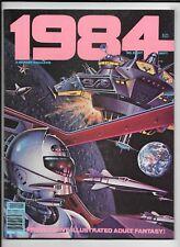 1984 / 1994 Magazine #8 September 1979 Warren Corben Nino Thorne FN/VF Creepy