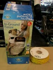 New listing Used Pet Safe Stubborn Dog In-Ground Fence + Surge Protector Pig00-1077