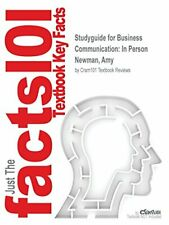 Studyguide for Business Communication: In Perso.#