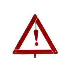 Faltbar reflektierend Zeichen Auto Dreieck Warnzeichen Notfall Straßenrand AT