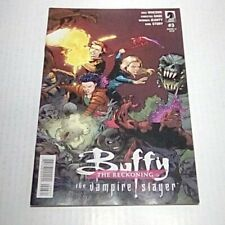 Buffy the Vampire Slayer Season 12 The Reckoning #3 (DarkHorse)2018 -- VF