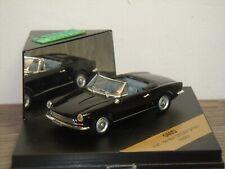 Fiat 124 BS1 Spider Sport  - Vitesse 046D - 1:43 in Box *38717