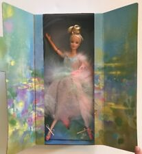 Mattel Ballet Masquerade Barbie The Prima Ballerina 2000 Doll New
