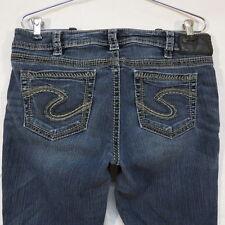 Silver Jeans Co Aiko Jeans w Heavy Stitching Size W31 L31