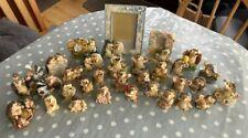 More details for edward j hog complete set holland studio craft royal doulton collection of 31
