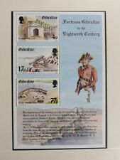 TIMBRES DE GIBRALTAR  : 1983  YVERT BLOC FEUILLET ** NEUF SANS CHARNIERE - TBE
