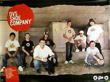 Dvs skateboard Massive team dealer banner New Old Stock Mint Condition