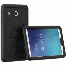 Poetic® For Samsung Galaxy Tab E 9.6 Black Soft Silicone Shockproof Cover Case