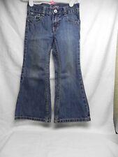 GYMBOREE Girls Blue Jean Pants  Sz (4 Slim) 70530