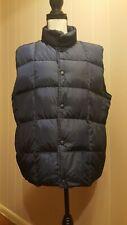 Men's ll Bean Down Vest Size Medium