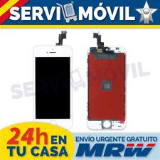 Pantalla Para Apple Iphone 5s Blanca Lcd Tactil Display CALIDAD ORIGINAL Blanco