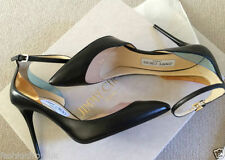Jimmy Choo 100% Leather High (3-4.5 in.) Women's Heels