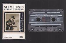 Slim Dusty - Vintage Album 4 - EMI/Columbia - Cassette Tape - RARE