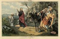 RUTHERFORD HAYES CHESTER ARTHUR GROVER CLEVELAND DONKEY THE GOOD SAMARITAN
