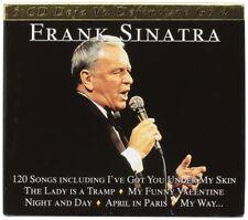 FRANK SINATRA - DEFINITIVE GOLD - BOX-SET 5 CD NEU