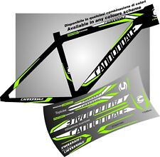 CANNONDALE ADESIVI decal stickers aufkleber autocollant WELCOME intern. buyers