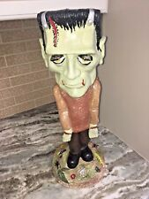 FRANKENSTEIN 1970 CONTINENTAL STUDIOS- ESCO STYLE STATUE EXTREMELY RARE