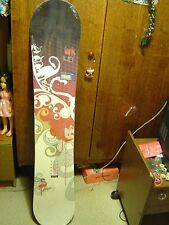 Salomon women snowboard ' LARK ', 152 cm ,New