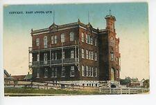 East Angus Quebec—Catholic Convent Antique PC ca. 1910s