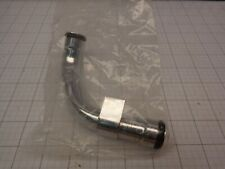 Turbocharger Turbo Oil Drain Return Line Pipe Upgraded For Ford 6.0 Powerstroke