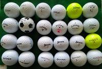 Golf Balls, 24 Reclaimed in VGC - Titleist, Callaway, Taylor Made, Srixon, +++