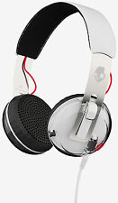 Skullcandy S5grht472 Grind Headphones With Single-button TapTech and Mic (white)