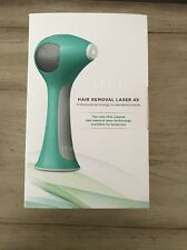 Tria Beauty Hair Removal Laser 4X, Turquoise Brand New,  MSRP $450
