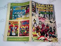 Captain America And Ivendicatori n.45 May 1992 - Marvel Comics