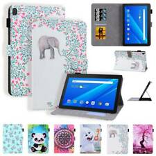 "For Lenovo Tab M8 M10 Plus E10 10.1"" 10.3"" Tablet Kids Leather Case Cover Stand"
