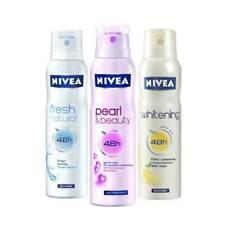 Nivea Women Deodorants Body Spray Combo Pack of 3 - 150ml x 3