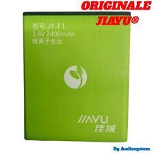 BATTERIA ORIGINALE JIAYU per F1 F1W G2 G2F G2S Feiteng A9500 3.8V JY-F1 2400MAH